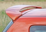 roof spoiler paintable