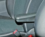 armrest carbon/leather