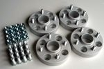 wheel spacer kit 60mm 2pce