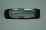 rear door handle cover chrome